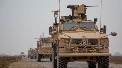 Twee Britse soldaten gewond door raketaanval in Syrië