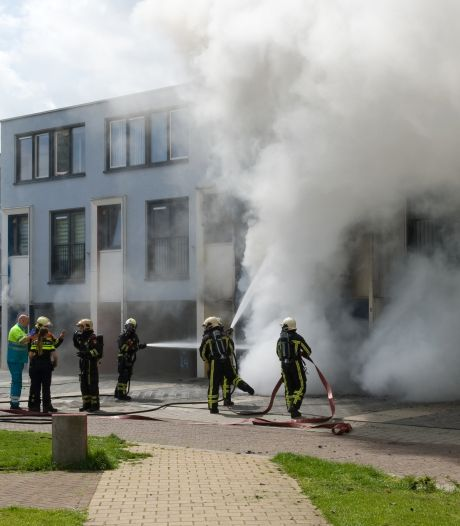 In deze gemeenten waren vorig jaar de meeste woningbranden