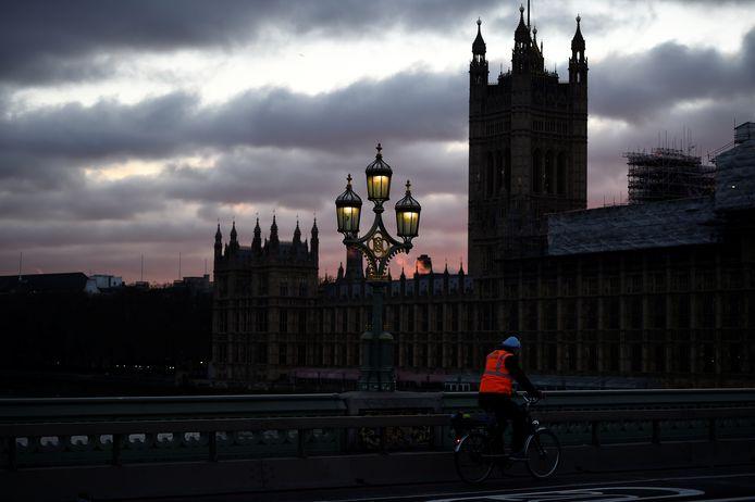 Westminster Bridge in Londen.
