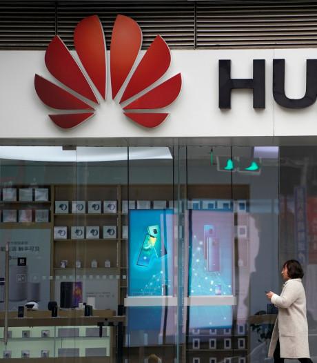 België neemt Huawei onder de loep