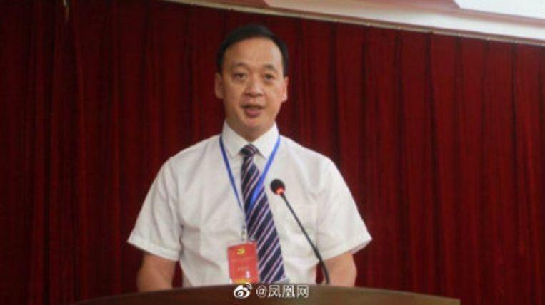 Liu Zhiming is gisteren overleden, melden