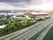 Streep door plannen voor nieuw stadion in Brussel