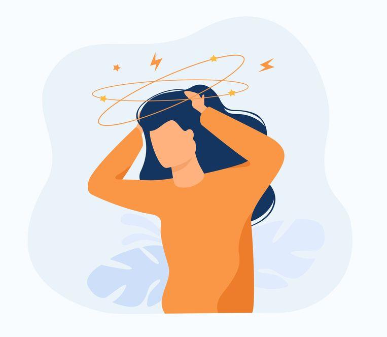 Migraine Beeld Getty