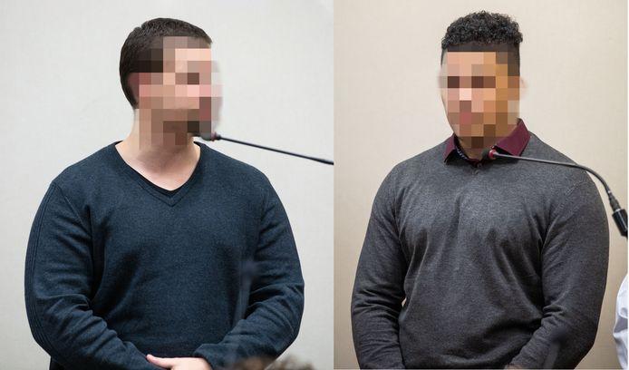 Shane R. en Brian V.G. moeten zich voor het hof van assisen in Tongeren verantwoorden voor de moord op Hilmi Gedik