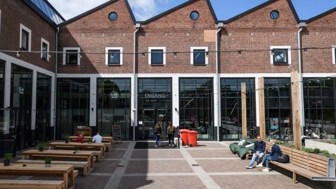 Het leven is terug in de oude nieuwe fabriekshal van Ter Kuile