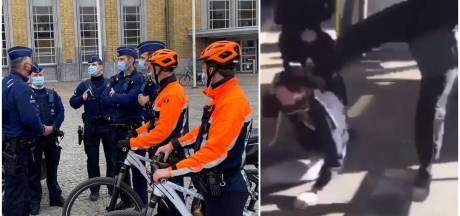 """Extra patrouilles in Brugge na vechtpartijen én afpersing, opgepakte minderjarigen kennen hun straf: """"We willen duidelijk signaal geven"""""""