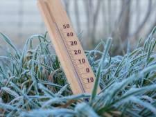 Bijna kouderecord in Leeuwarden: 3,2 graden onder nul