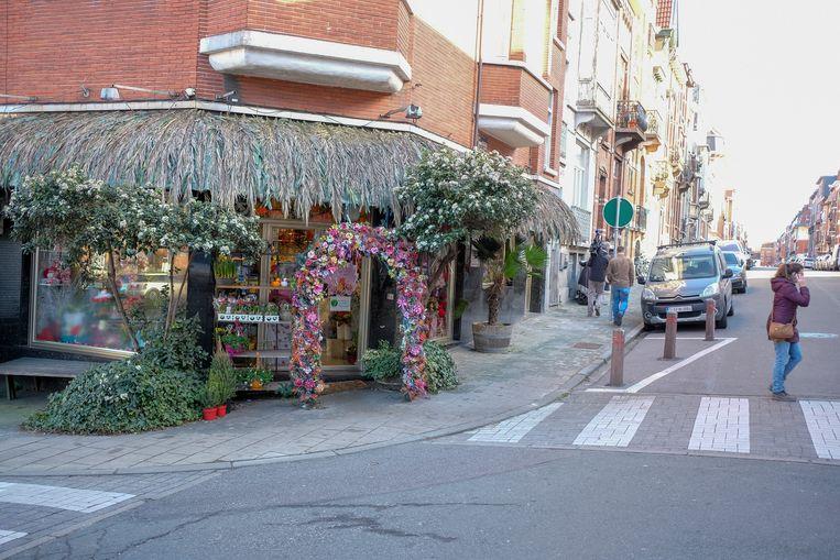Bloemenwinkel uit Schaarbeek betrokken bij grootschalige drugshandel
