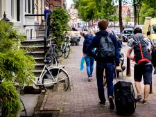 Driekwart van Amsterdamse Airbnb-adressen verdwenen na invoering van registratieplicht