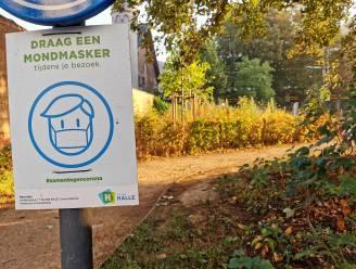 """Mondmaskerplicht in centrum Halle versoepeld: """"Enkel nog nodig wanneer het druk wordt"""""""