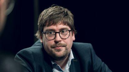"""Jeremie Vaneeckhout: """"Geloof in traditionele partijen voor een stuk weg"""""""