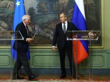 La Russie promet de répondre à toute nouvelle sanction européenne