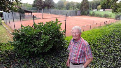 Oprichter Leuvense Tennisclub Tipo Louis van 't Hof overleden op 85-jarige leeftijd