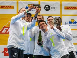 Na hun nationaal record in de Ekiden wil OE Halle nu ook winst in de CrossCup Relays