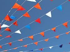 Koningsdag in Bergen op zoom: vlaggenparade, kinderplein en (open) podium