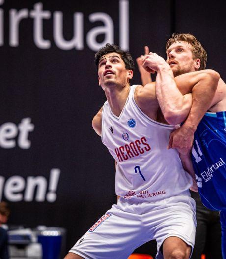 Heroes-captain Stefan Wessels aast op zijn zesde ring: 'Het kampioenschap is nu echt een doel'