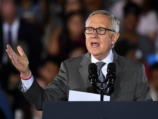 Le programme est né sous l'impulsion d'Harry Reid, sénateur du Nevada.