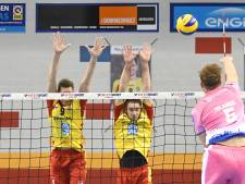 Dynamo pakt tegen Topvolleybal Zwolle eerste driepunter