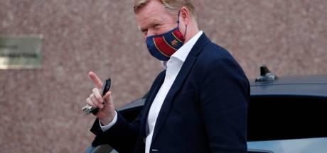 Einde aan bizarre soap: Barcelona bevestigt dat Ronald Koeman blijft als trainer
