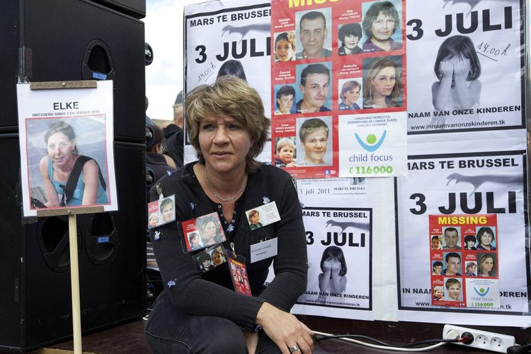 Anita Pintjens Beeld BELGA