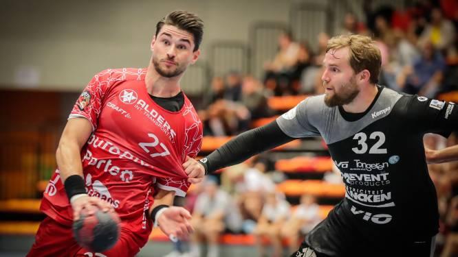 """Robin Schoenaker en Sporting Pelt winnen overtuigend derby bij HC Tongeren: """"Mentale opsteker na uitschuiver tegen Kembit Lions"""""""