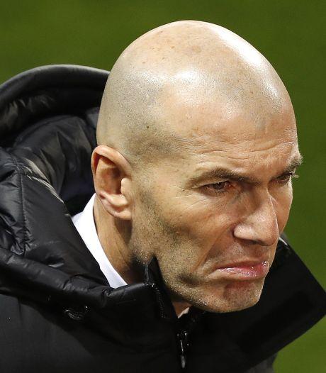"""Zidane laisse planer le doute sur son futur au Real Madrid: """"Nous verrons..."""""""