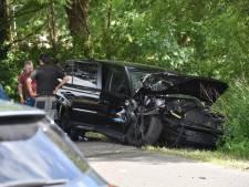 Vijf gewonden bij ongeluk Waddinxveen