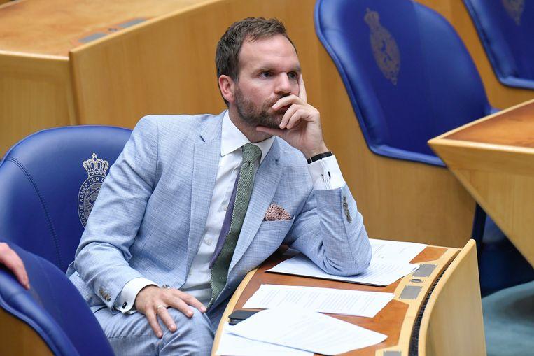 CDA-Kamerlid Derk Boswijk. Beeld Hollandse Hoogte / Peter Hilz