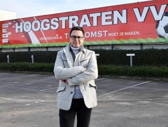 """Dominiek Van den Bosch blikt terug op eerste (bewogen) maanden als voorzitter van Hoogstraten: """"Het was tijd voor verjonging"""""""