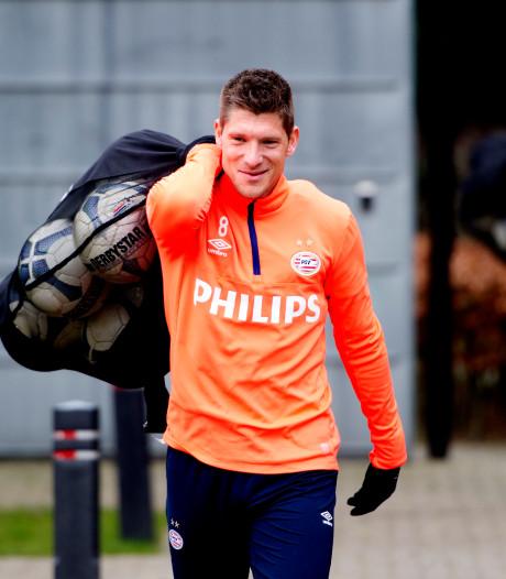 Stijn Schaars keert terug bij PSV en gaat binnen de jeugdopleiding aan de slag
