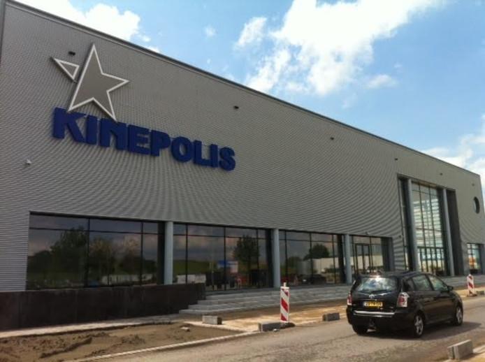 Kinepolis in Breda.