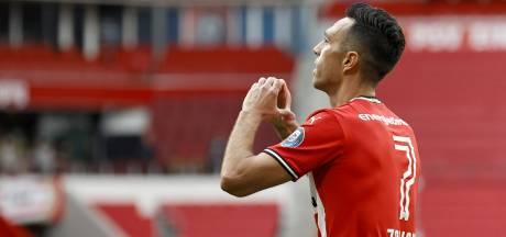 PSV-spits Eran Zahavi is uit bijzonder hout gesneden en zal goal 327 uit zijn profcarrière nooit meer vergeten