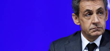 Sarkozy entendu sur le financement de sa campagne 2012
