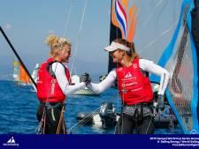 Zeilduo Van Aanholt/De Ruijter verovert Europese titel in 49erFX