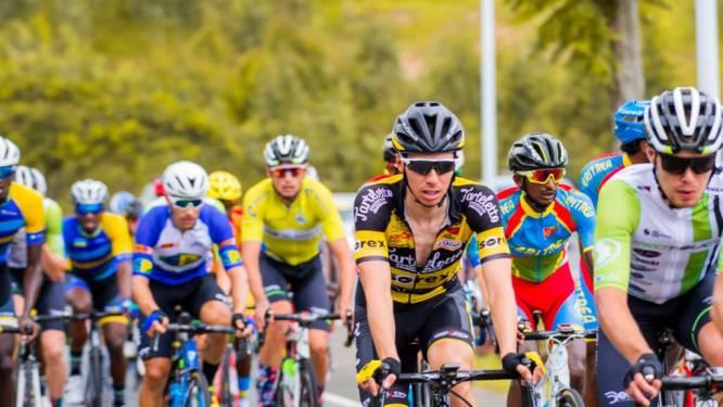 """Gianni Marchand sluit Ronde van Rwanda als elfde af: """"Vooraf niet voor getekend, achteraf best tevreden"""""""