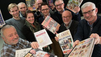 Mediakring Gavere maakt al bijna 25 jaar AMOK