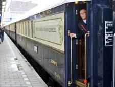 Flinke tegenvaller voor treinliefhebbers: uren vertraging voor Oriënt Express