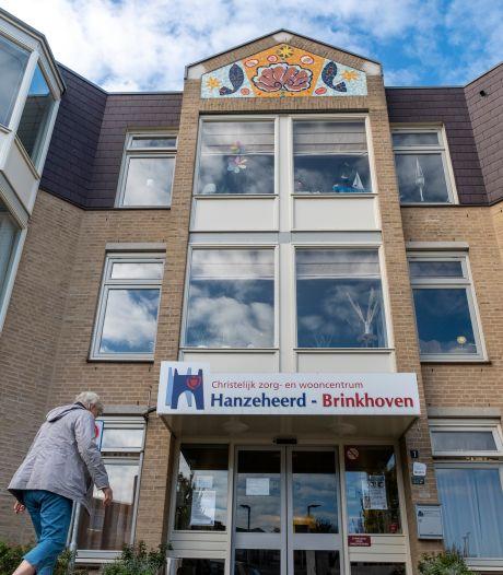 Hanzeheerd en IJsselheem fuseren, Brinkhoven in Heerde en De Bongerd in Hattem verder als verpleeghuis