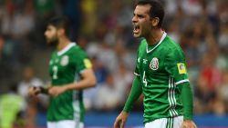 Mexicaan Rafael Marquez houdt het na vijf WK's voor bekeken