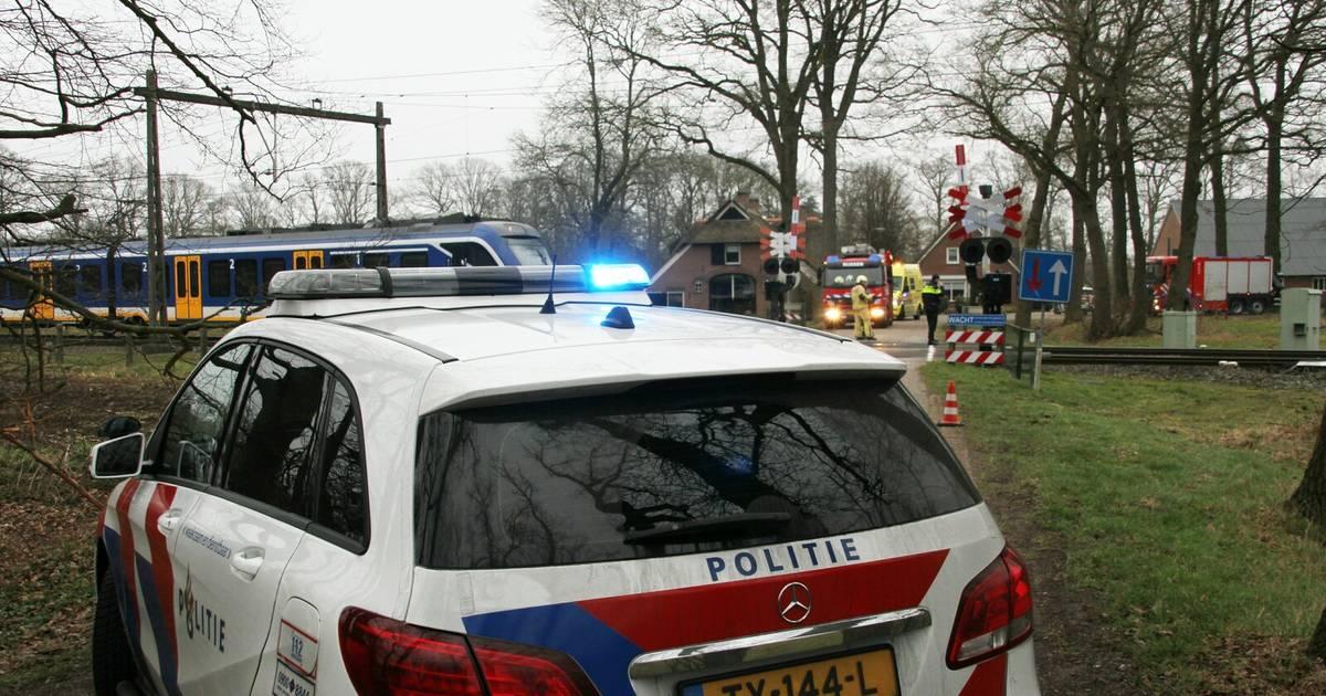 Geen treinen tussen Wierden en Rijssen door aanrijding.