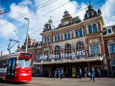 Perron 4 bij Hollands Spoor tot volgende week niet in gebruik door defect spoor