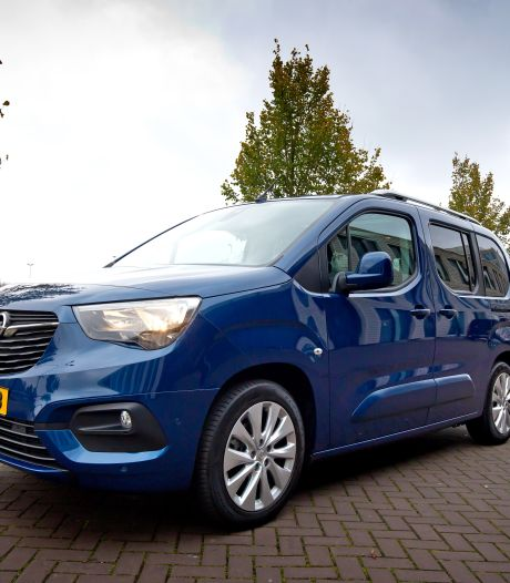 Test Opel Combo Tour: ruimte te over in hoekige Combo