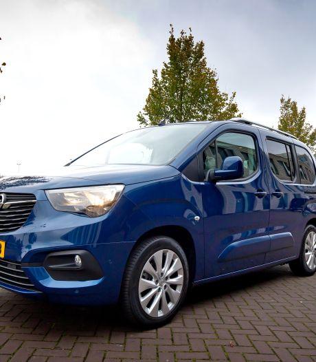 Test Opel Combo Tour: ruimte te over in hoekige Combo