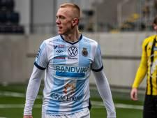 GA Eagles legt eerste speler vast voor volgend seizoen: spits uit Zweden