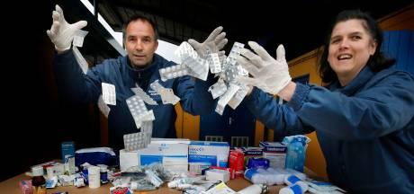Gemeente Altena zamelt ongebruikte medicijnen in om anderen ermee te helpen