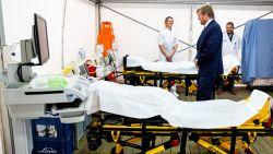 """""""Positieve scenario's komen niet uit in Nederland"""" - Bejaarde die naar Waals rusthuis gaat moet eerst bewijzen dat hij niet besmet is"""