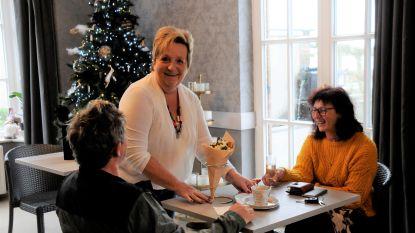 Rita Devos opent naast decozaak ook tearoom Esfera
