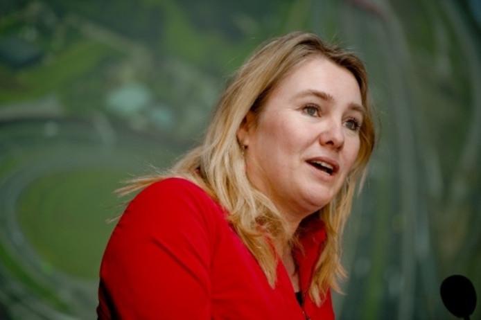 Minister Melanie Schultz van Haegen. ANP