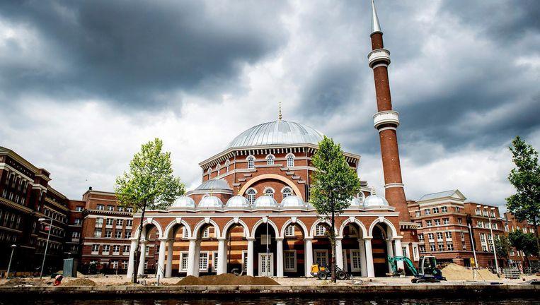 De Westermoskee in Amsterdam. Foto ter illustratie. Beeld anp