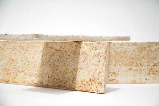 De schimmelplaten zijn ook geschikt als isolatiemateriaal of kan dienen als vloer